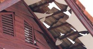 Windstorm Damage Insurance Claim