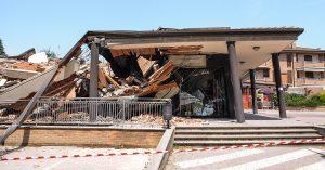Earth Quake Disaster Insurance Claim